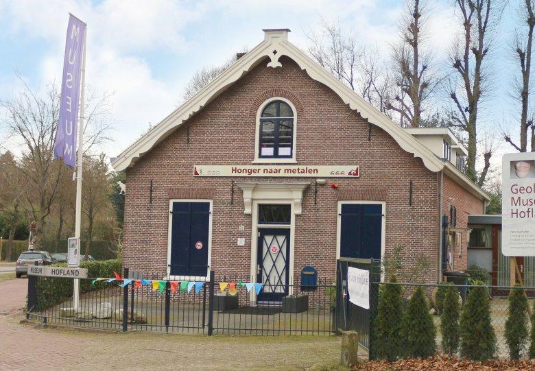 Geologisch Museum Hofland: van oerknal tot heden