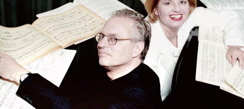 Pianoduo Wyneke Jordans & Leo van Doeselaar