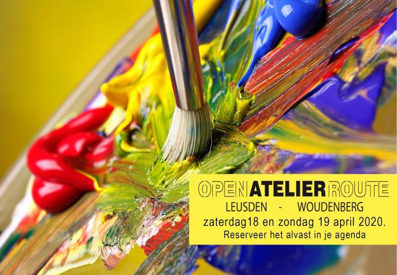 Open Atelier Route Leusden Woudenberg