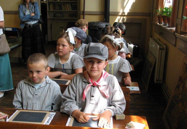 De Tijdreis: met de klas naar 1920