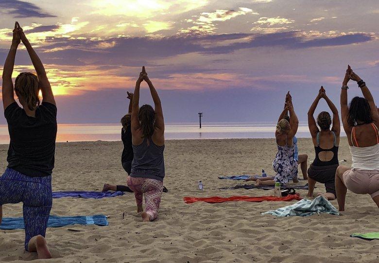 Full Moon Yoga Experience