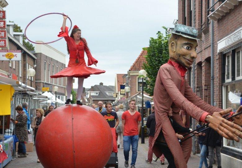Cultureel Straatfestival Delden