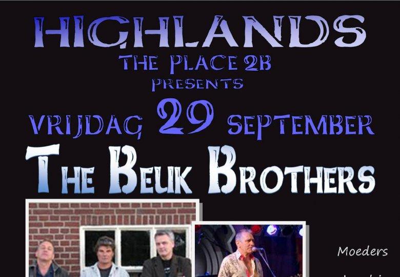 Highlands Bandnight