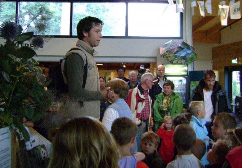 Museum Experience, rondleiding voor kids