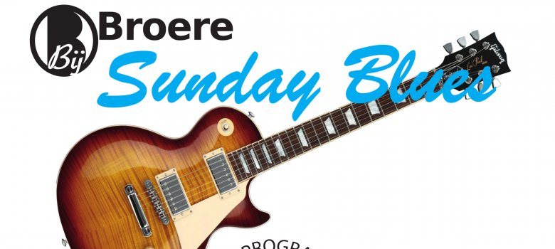 Sunday Blues Bij Broere met de Kees Dusink Blues Band