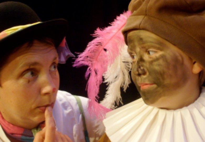Clowntje Polka en het Paard van Sinterklaas
