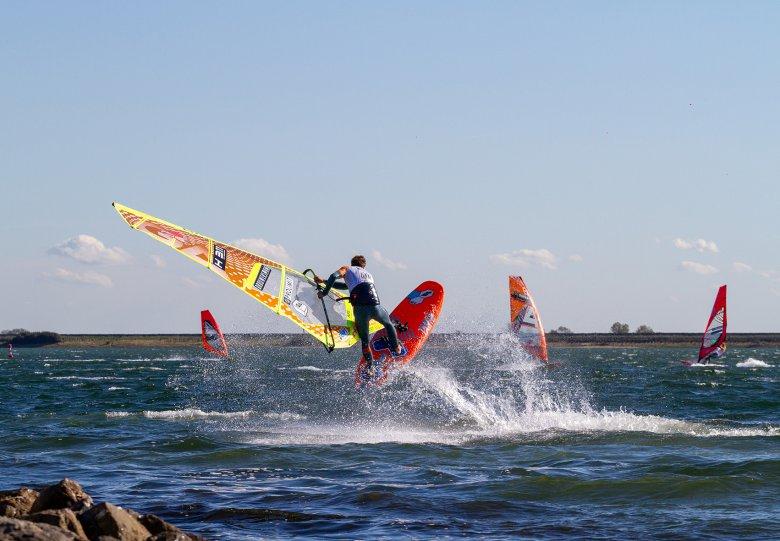 NK Freestyle Windsurfen