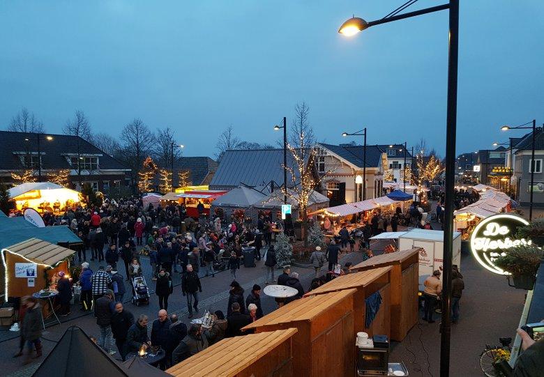 Kerstmarkt en preuverie