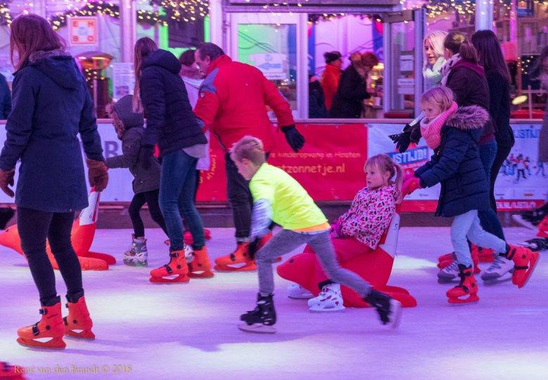 Rond on Ice - schaatsbaan
