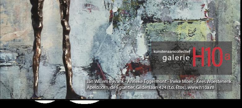 nieuwe expositie galerie H10a