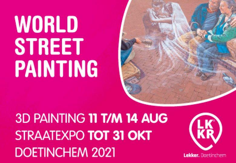 World Street Painting Achterhoek