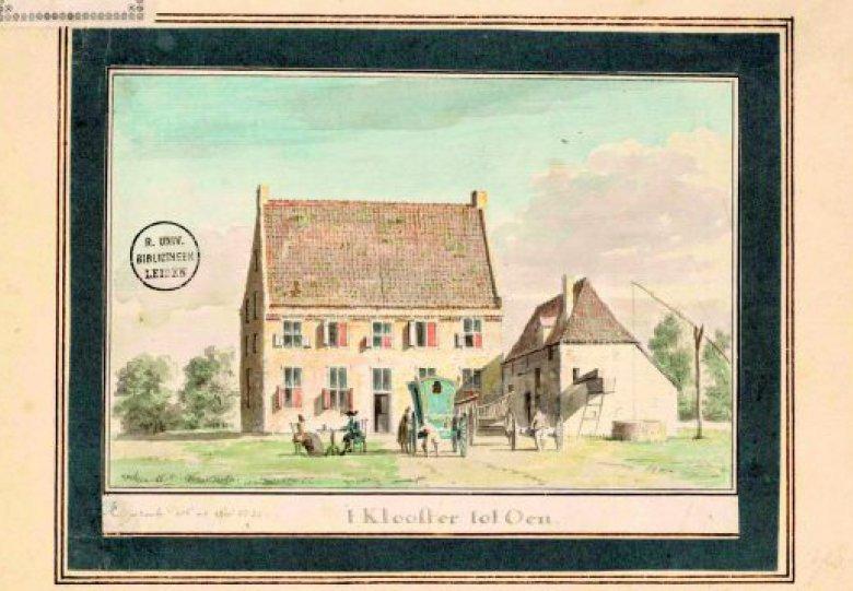 Expositie en lezing over Kerk en Klooster van Oene