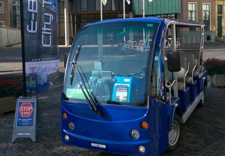 Zutfan! E-bus Citytour