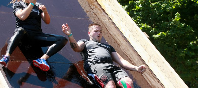 Buddy Obstacle Run