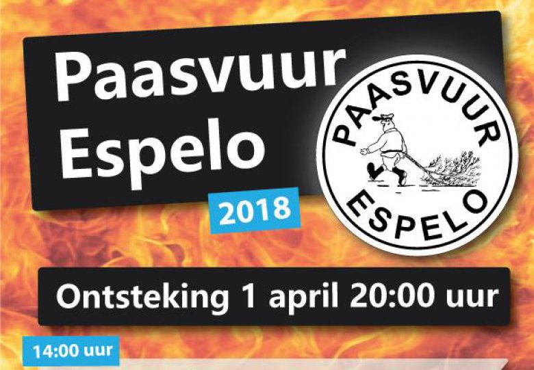 Paasvuur Espelo 2018