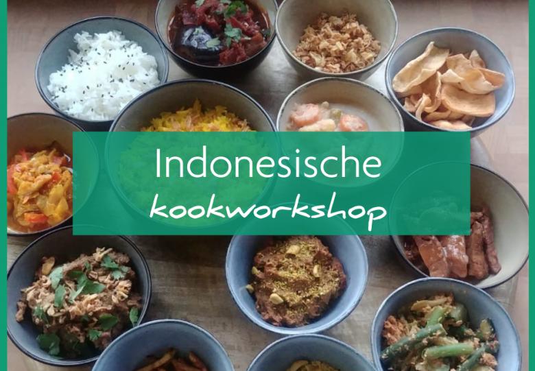 Indonesische kookworkshop