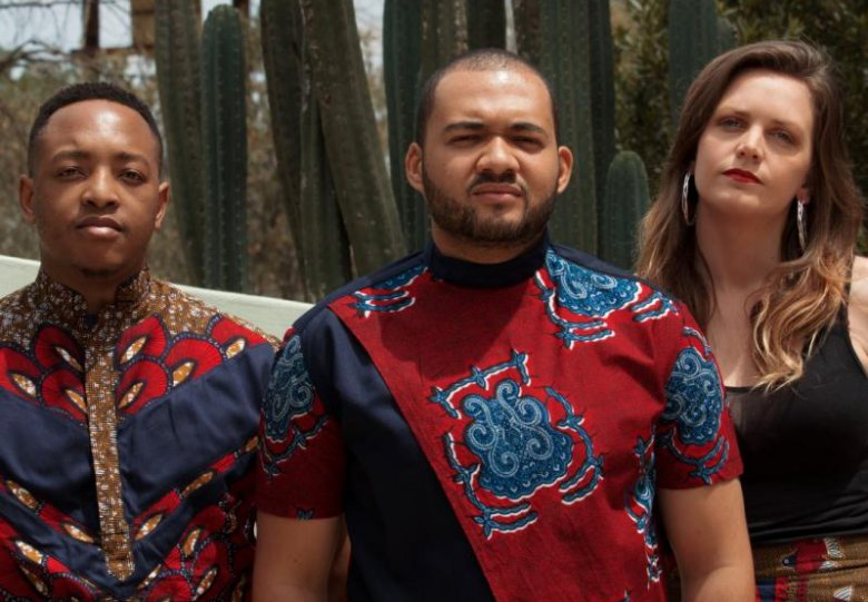 Bokani Dyer Trio   JazzPodium Amersfoort