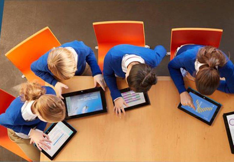 Het onderwijs van de toekomst