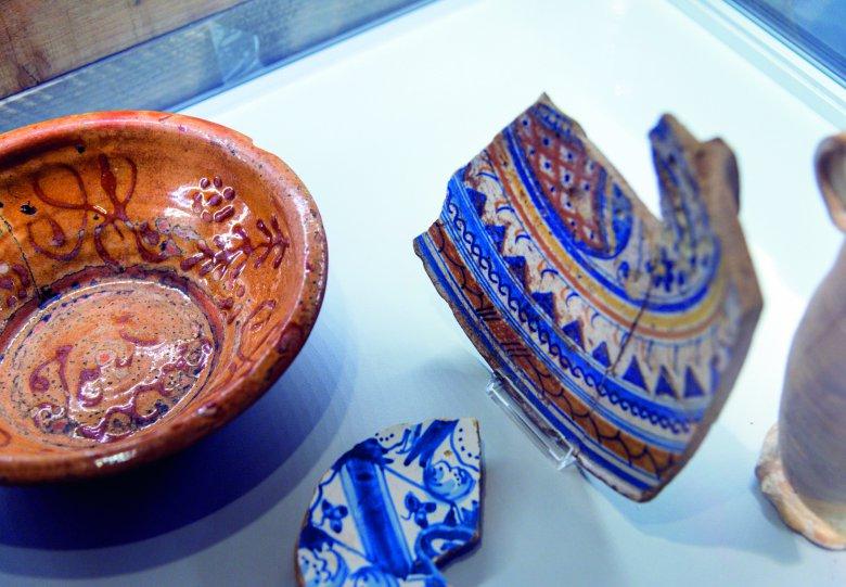 Expositie 'Archeologische vondsten uit Berghse bodem'