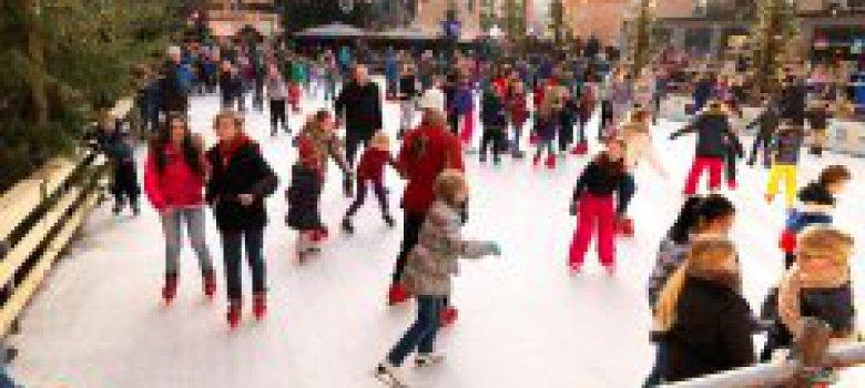 RABO-Disco schaatsen: DJ Martijn