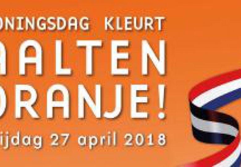 Koningsdag in Aalten