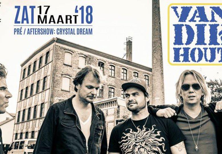 Van Dik Hout - in concert
