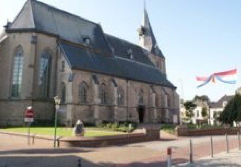 Openstelling Oude St. Helenakerk