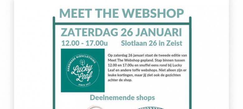 Meet The Webshop editie 2