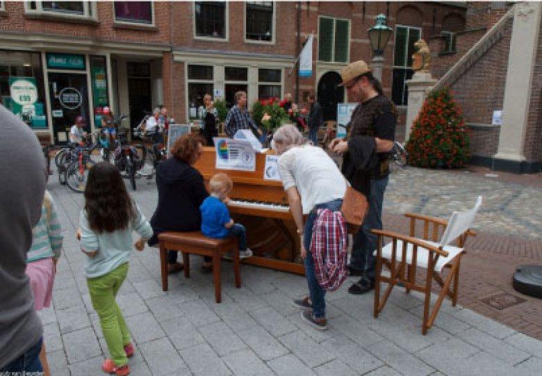 Pianowandeling
