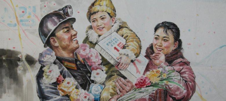 Lezing: Noord-Korea: De verbeelde werkelijkheid