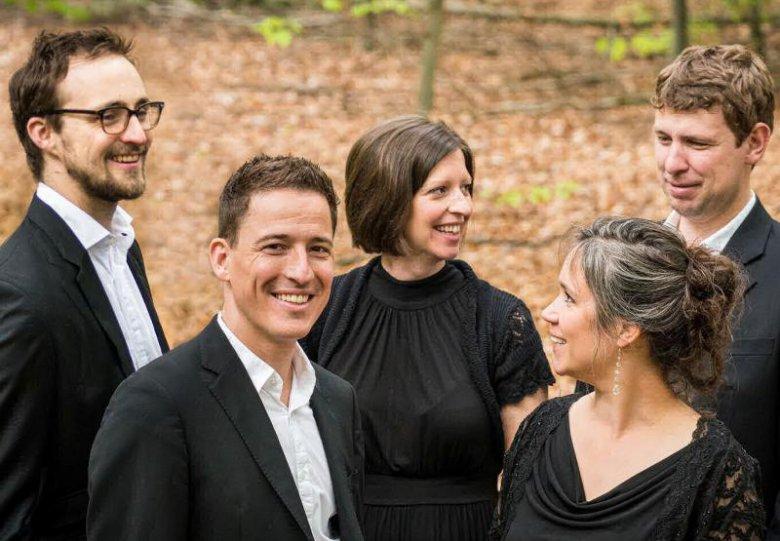 Blaaskwintet Ensemble Houthandel.be - Into the woods