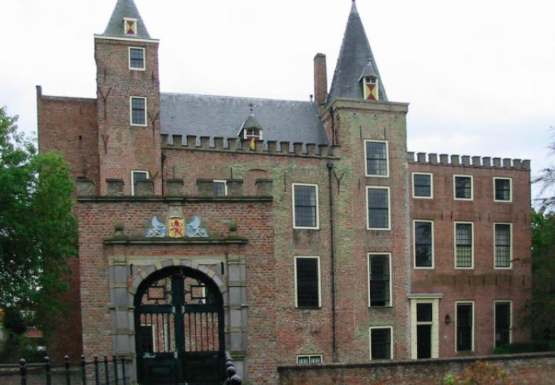 Dia presentatie Slot Haamstede met bezoek aan de Ridderzaal
