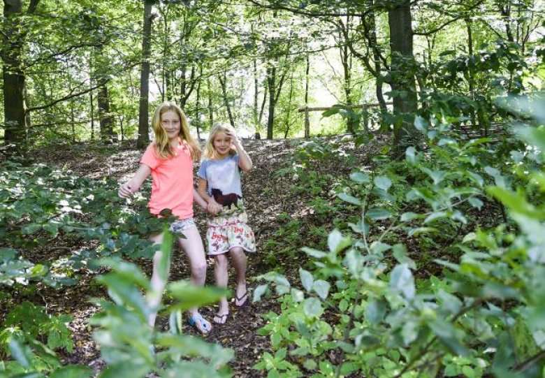 Dierenvriendjespad boswachterij Austerlitz
