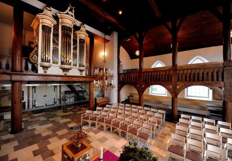 Zondagmiddagconcerten in de St. Joriskerk