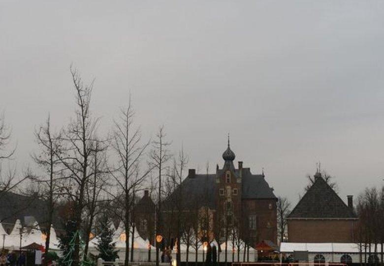Kerstmarkt bij kasteel de Cannenburch