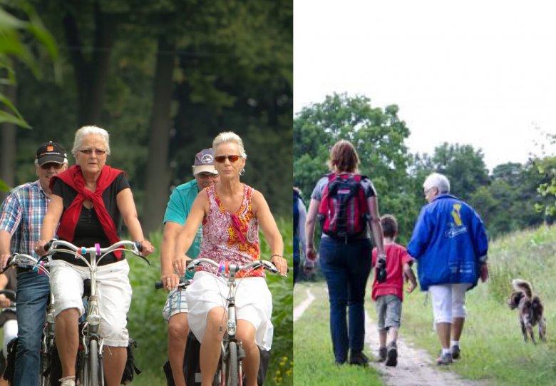 WF NAOBERTOCHTEN wandelen en fietsen