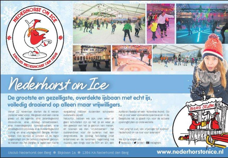 Nederhorst on Ice