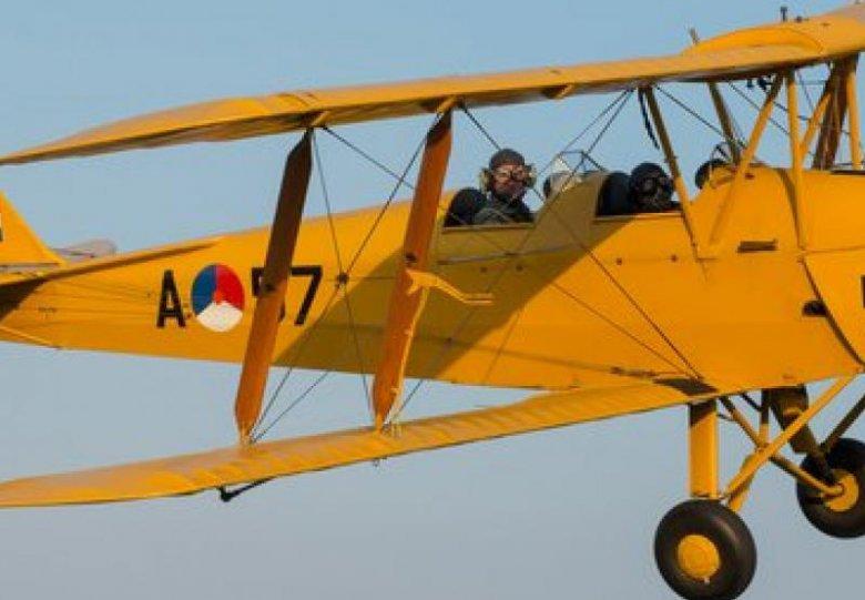 Soesterberg Flight Event in het Nationaal Militair Museum
