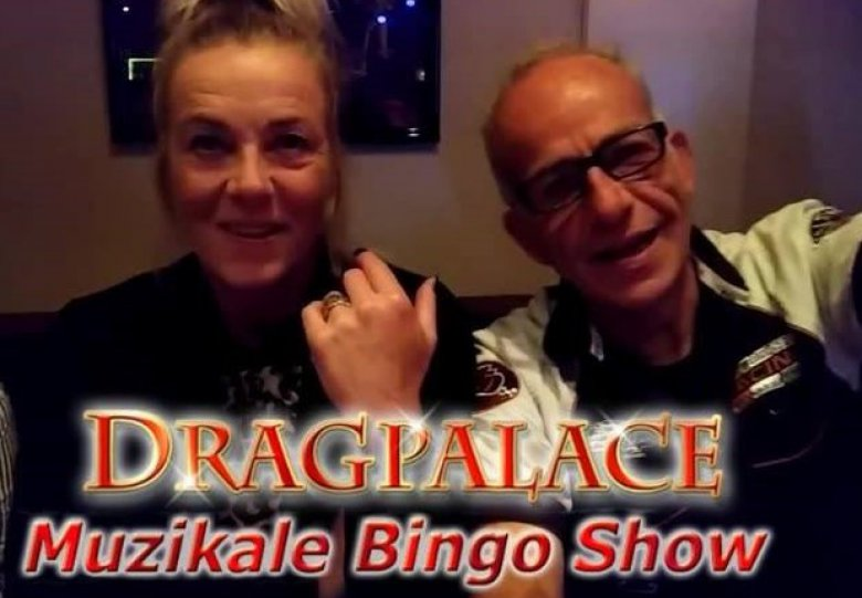 Dragpalace Muzikale Bingoshow
