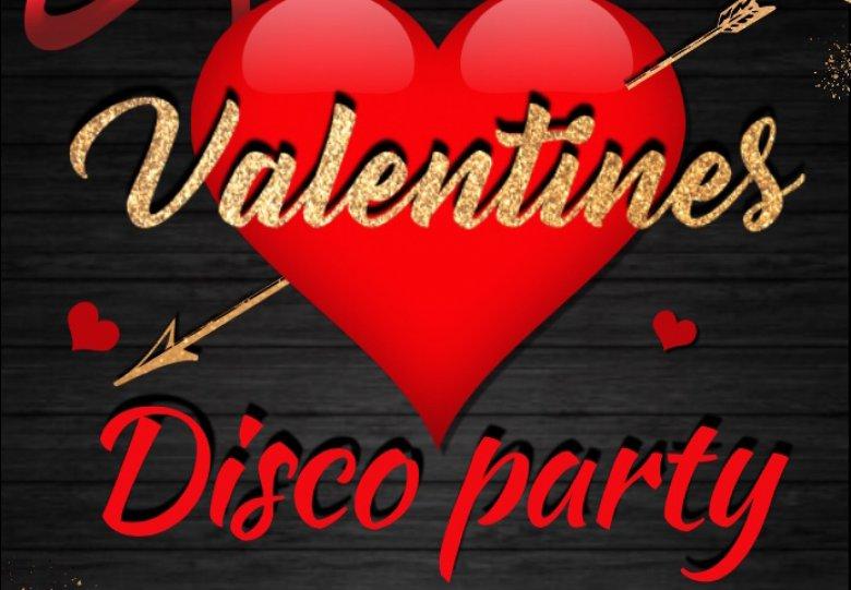 Valentines Disco Party