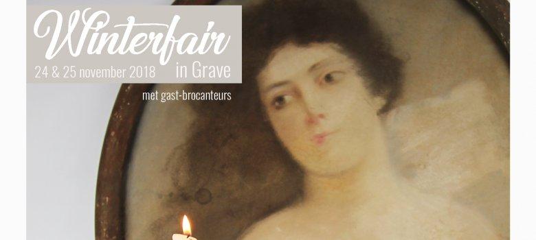 Winterfair in Grave