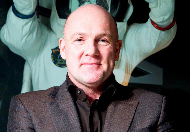 Dr. André Kuipers - Een ruimtereis met André Kuipers