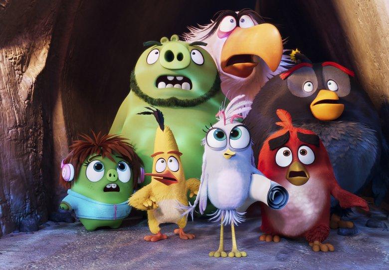 De Meerpaal organiseert een filmontbijt met Angry Birds 2