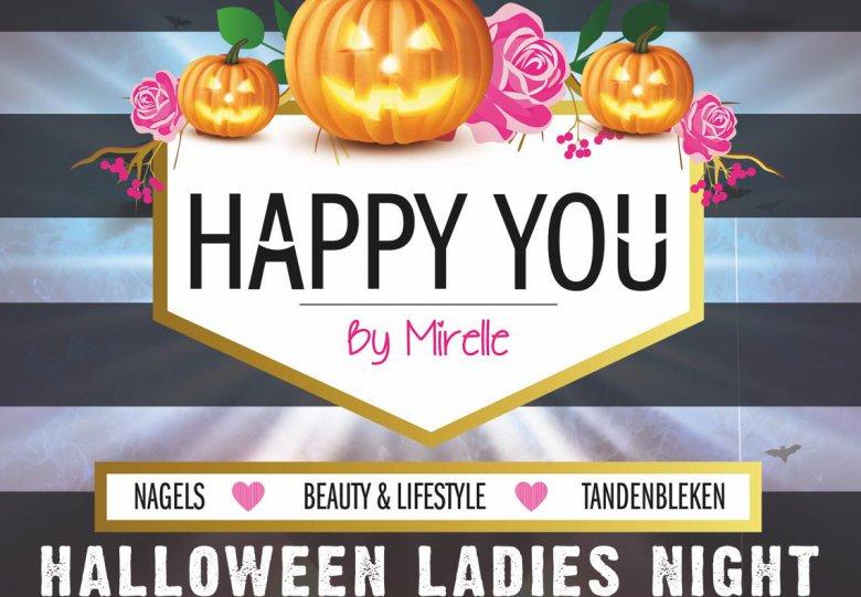 "Ladies Night ""Halloween"" editie"
