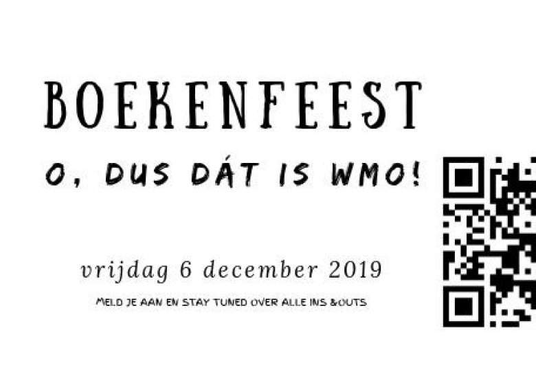 BOEKenFEEST in KadECafé!