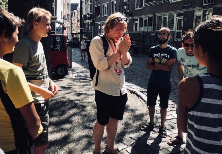 Comedy Walks© Amsterdam
