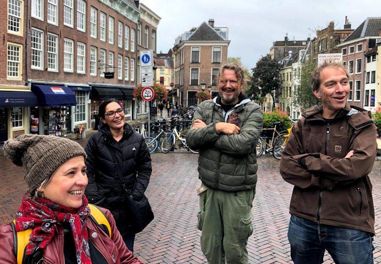 Comedy Walks© Utrecht