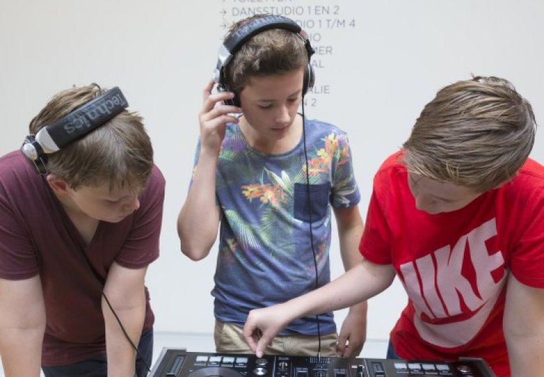 Summerbootcamp DJ en Producen 12+