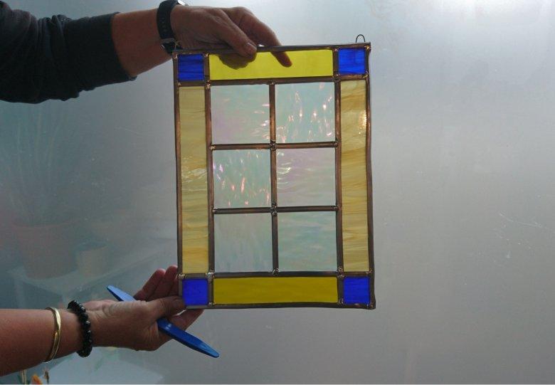 Workshop Glas in lood