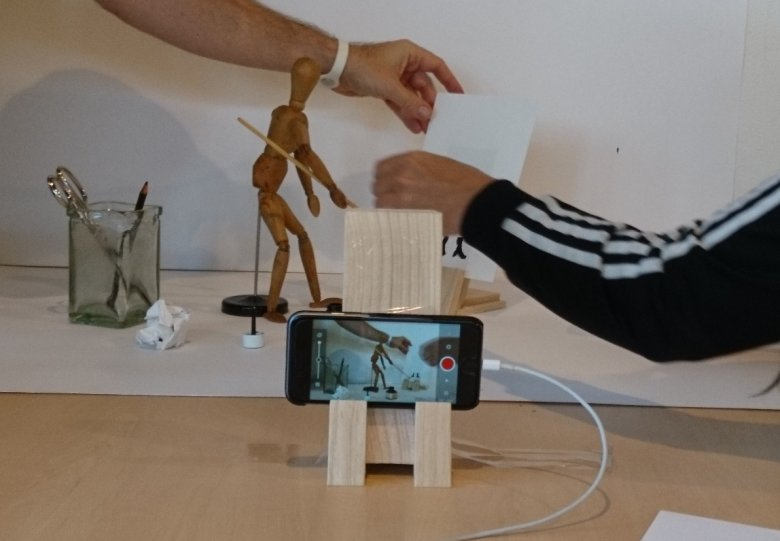 Workshop Animatiefilm